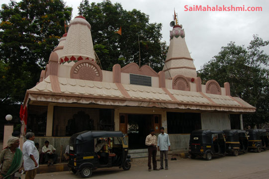 mahalakshmi temple in shirdi