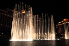 Fountains of the Bellagio