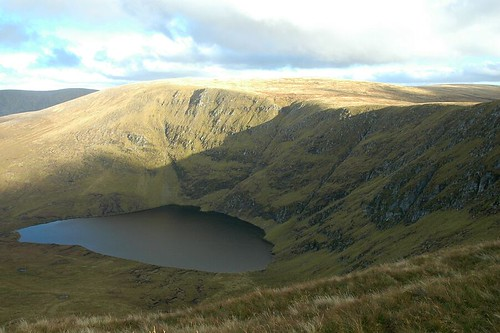 Toll Lochan and Carn Ban