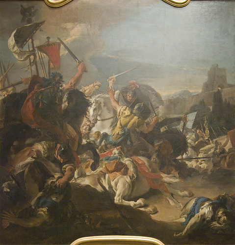 The Battle of Vercellae, 1725–29 | Flickr - Photo Sharing!
