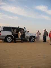 desert safari dubai photograph