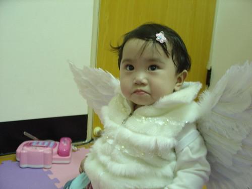 閉嘴的天使裝
