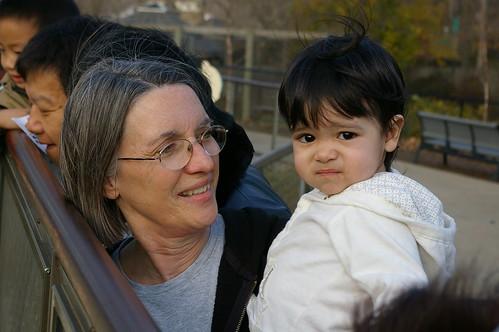Rachel and Grandma