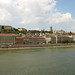 Buda riverfront