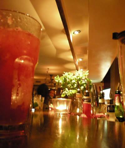 drink a Firenze: caipiroska