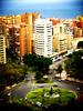 * City of Malaga * (*atrium09) Tags: city españa architecture spain arquitectura ciudad olympus malaga spagna themoulinrouge picado 10faves atrium09 mywinners ltytr1 rubenseabra