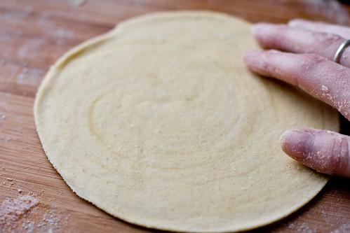Spiral Paratha