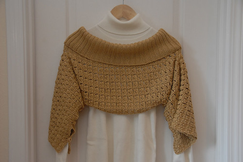Upside-Down Sweater FO 3