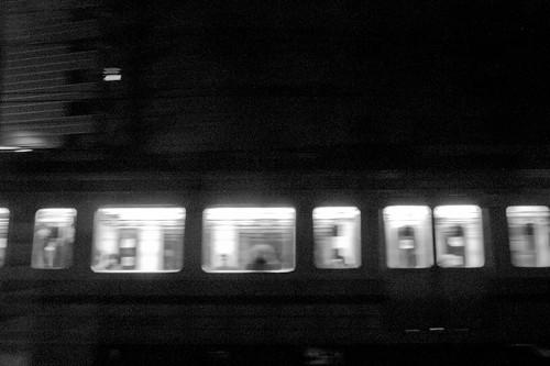 電車(train)