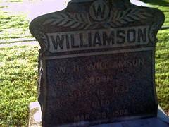 W. H. Williamson