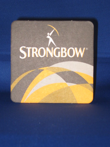 Strongbow Mat