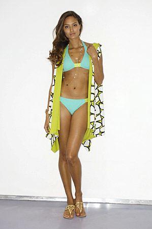 Diane Von Furstenberg bikini