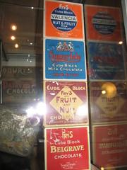 Retro Cadbury Dairy Milk (acroamatic) Tags: cadbury dunedin newzealand2007