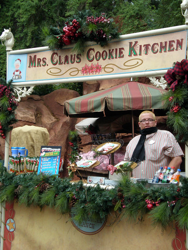 Mrs. Claus Cookie Kitchen
