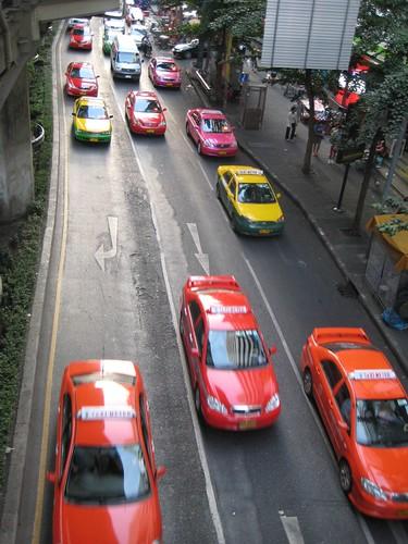 technicolor taxis 2