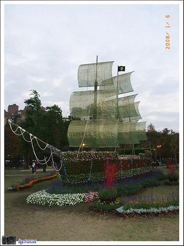 大安森林公園花展 038