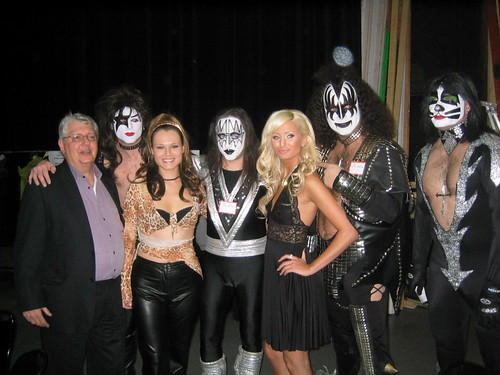 some of the celebrity impersonators team