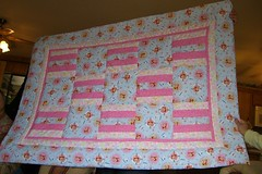 A Gift For My 2nd Cousin (roxie_jc) Tags: quilt strawberryshortcake countrycharmer