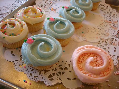 Cupcakes, Magnolia Downtown