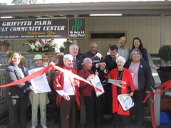 Griffith Park Adult Community Center Opens