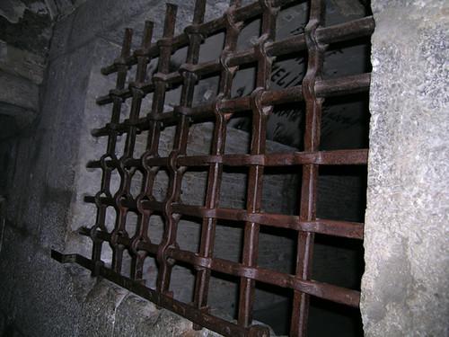 Barreaux-de-la-prison