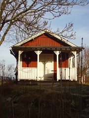 080204 008 (piaktw) Tags: winter house sweden vaxholm