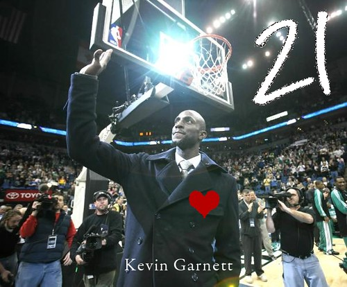 kevin garnett  minneapolis