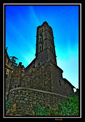 Ronciglione (sirVictor59) Tags: old urban italy tower castle europe italia saveme cathedral nikond70 saveme2 medieval campanile soe viterbo hdr lazio ronciglione saveme1 abigfave anawesomeshot historiccitycentres sirvictor59 whatalandscape