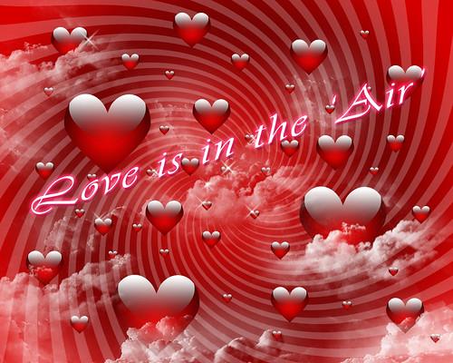 valentine by M. Kort.