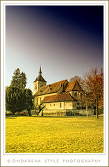 "Church of the ""Castle Arbon"" (G.Hotz Photography (busy as a bee =)) Tags: castle church architecture austria swiss gerald hotz mywinners supershots infinestyle goldenphotographer theunforgettablepictures theperfectphotographer ondarena fotolyst"