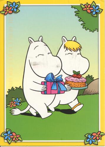 moomin birthday suomi finland