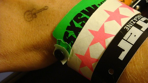 wristbands by mrmatt.