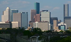 Easter Skyline (J-a-x) Tags: usa skyline architecture buildings downtown texas skyscrapers houston roofhoustonroofskyline