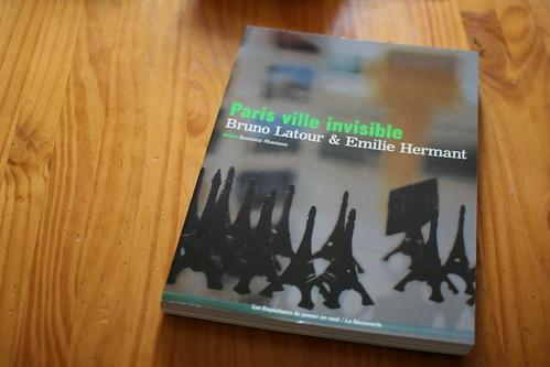 Paris, invisible city