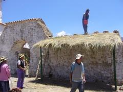 Huaynacotas abris Roberto Silos Teresa Pascuela