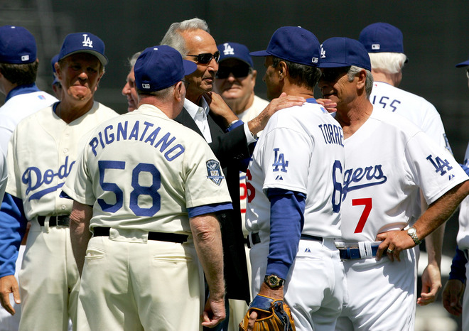 06be2e6acb6 When the Dodgers held their annual Opening Day ceremonies last week