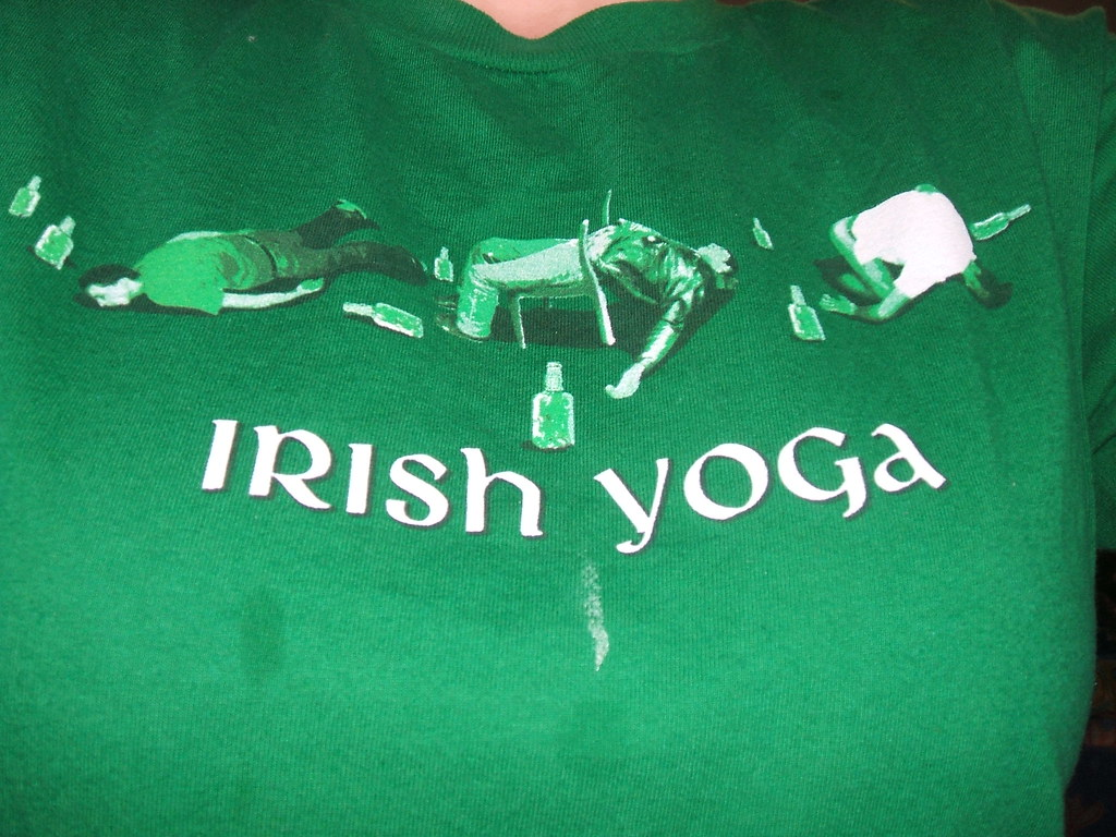 Day 10: Irish Yoga