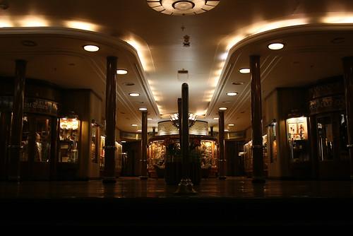 The Promendade Deck - Shops