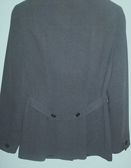 Tahari Women's Gray Suit Size 4 $60 (From My Home To Yours) Tags: gray suit jacket tahari size4 myhometoyours