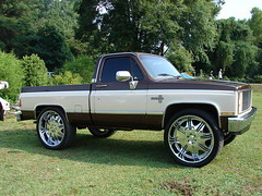 Shawt Bed Chevy (onthamthangs34's) Tags: boy big bed atl short 28s shawt