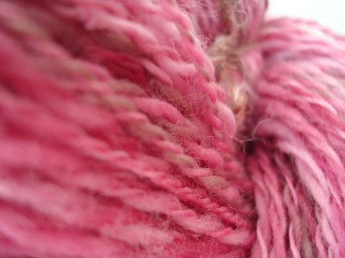 Handspun Strawberry Shortcake 006