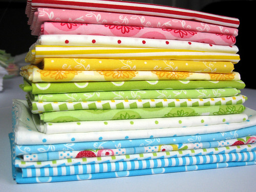 Simply Sweet fat quarters
