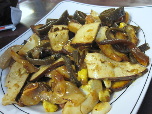 Stir Fried Lu Wei (炒滷味)