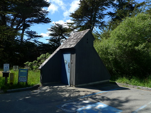 Sea Ranch Public Toilet