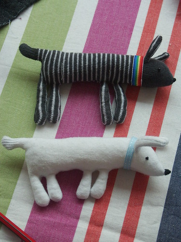 Sock dogs