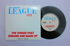 "2007 Remix 7"" limited promo 1 of 500 copies. (Neil Vance) Tags: that for promo ebay martin sale vinyl remix 7 neil things made human single dreams only 500 studios limited edition genetic ltd league vance 2007 hooj choons rushent birkshire"