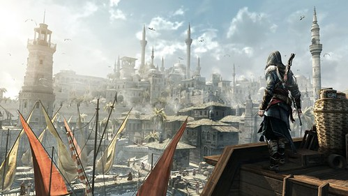 Assassins Creed Revelations Collector's and Animus Edition Detailed