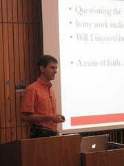 Prof. John Aycock - Keynote talk