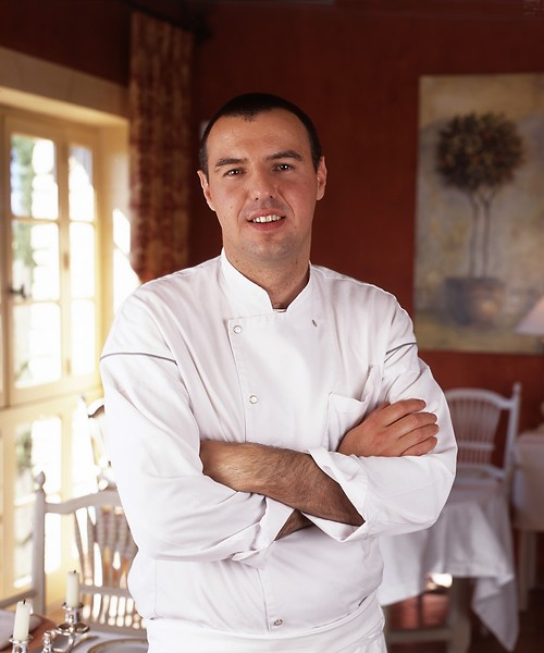 3-Star Michelin Chef Benoit Vidal