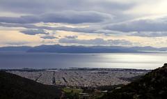 Typical Vrachokipos View on a clear day (Vertical Planar) Tags: athens greece climbing limestone rockclimbing tufas  hymettos ymittos    vrahokipos vrachokipos  wwwathensclimbingcom